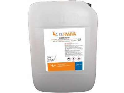 Bioetanolo - 20 litri n.1 tanica da lt. 20